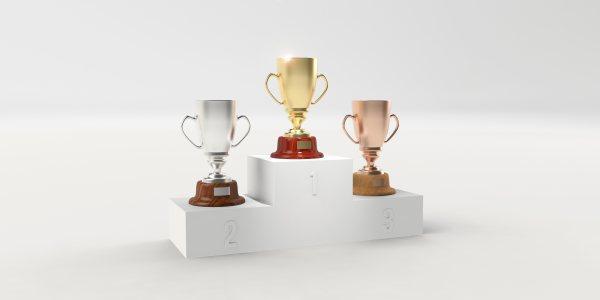 冠军奖杯高清背景图片素材下载