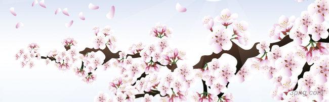 春季桃花背景背景高清大图-春季背景鲜花