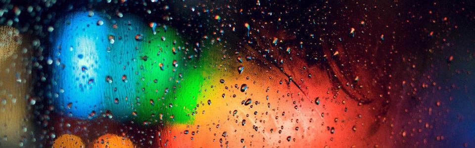 窗户雨滴高清背景图片素材下载