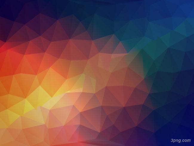 多边形几何背景背景高清大图-多边形背景扁平/渐变/几何