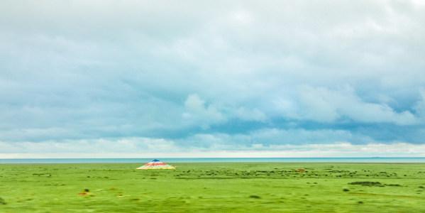 草原风景背景
