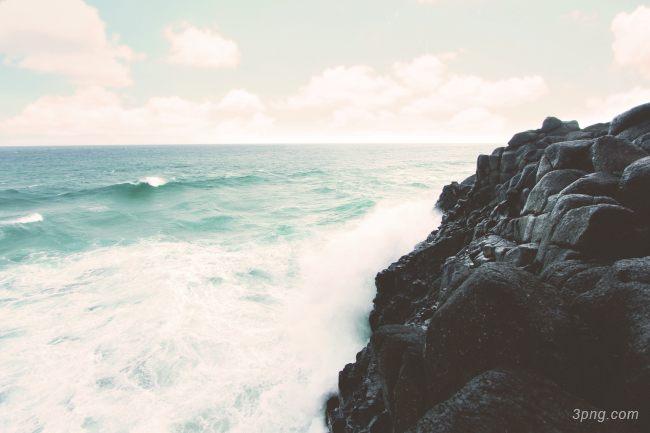 大海高清背景背景高清大图-高清背景自然/风光
