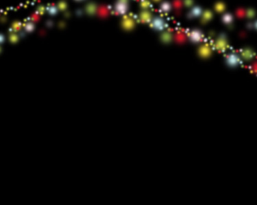 彩色高光光斑背景