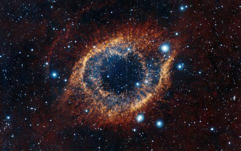 星云空间背景