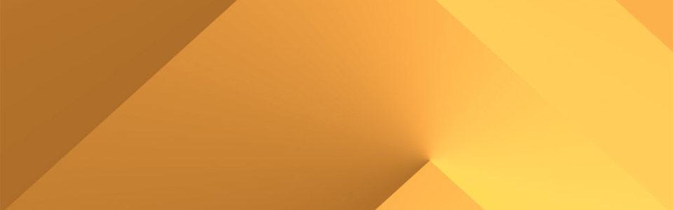 几何立体banner