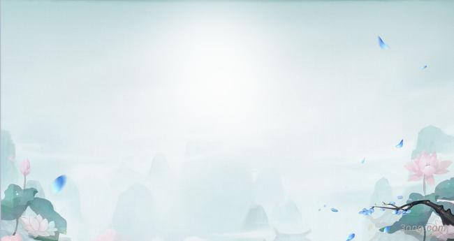 古典淡雅中国风背景背景高清大图-国风背景底纹/肌理