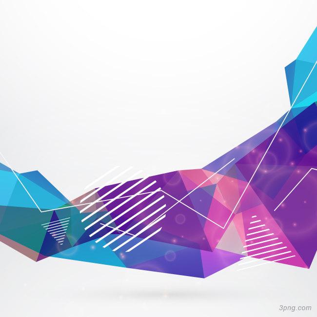 几何背景背景高清大图-几何背景底纹/肌理