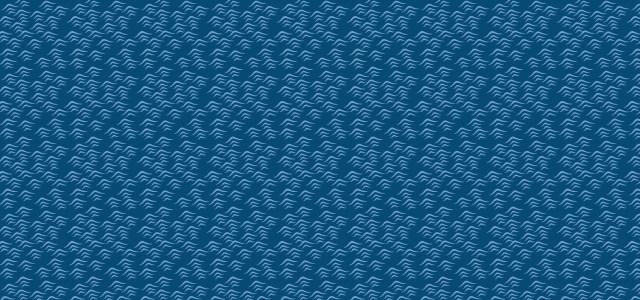 蓝色山纹纹理背景Banner