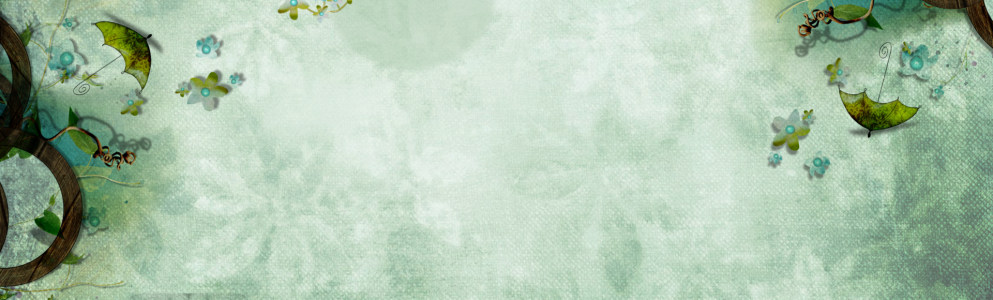 绿色春天海报高清背景图片素材下载