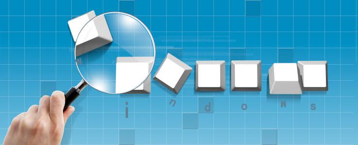 科技商务3D背景
