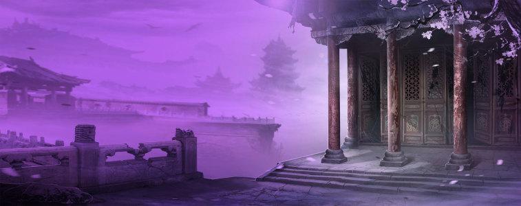 游戏宫殿背景