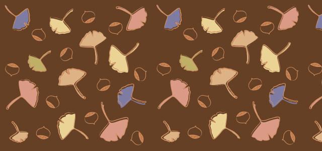银杏树叶纹理背景高清背景图片素材下载