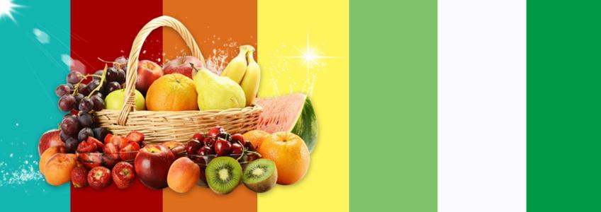 水果banner