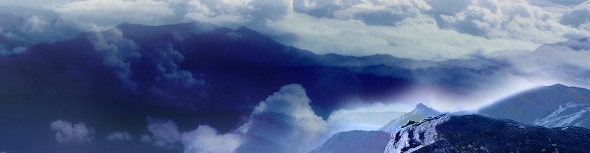山 背景图 banner