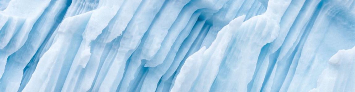 冰山背景banner创意设计