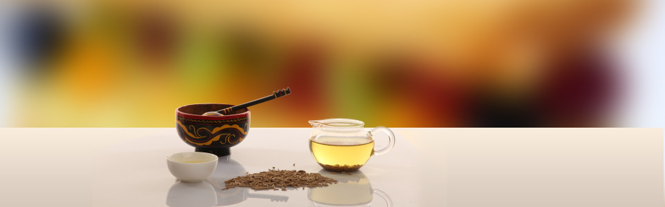 茶道茶叶文化网站PSD分层