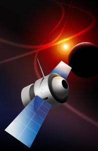 宇宙太空探索背景高清背景图片素材下载