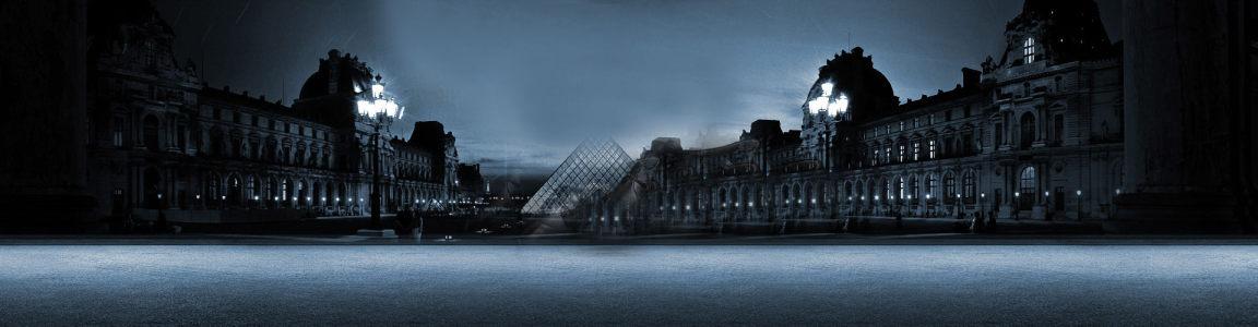 巴黎banner创意设计