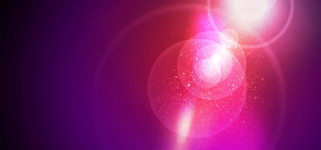 紫色炫彩背景