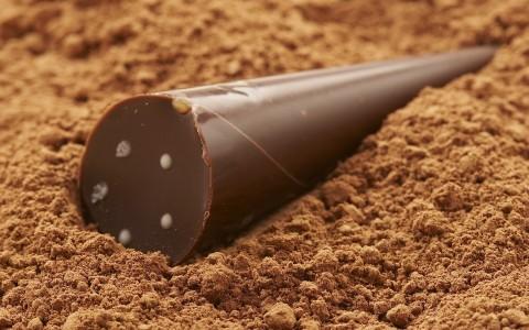 巧克力背景