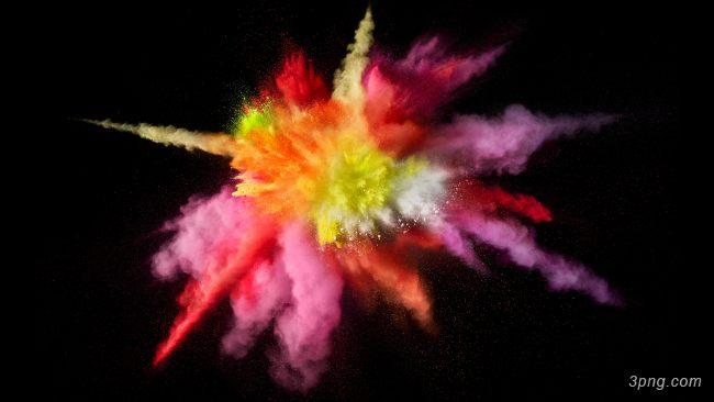 彩色粉末背景背景高清大图-粉末背景特效图片