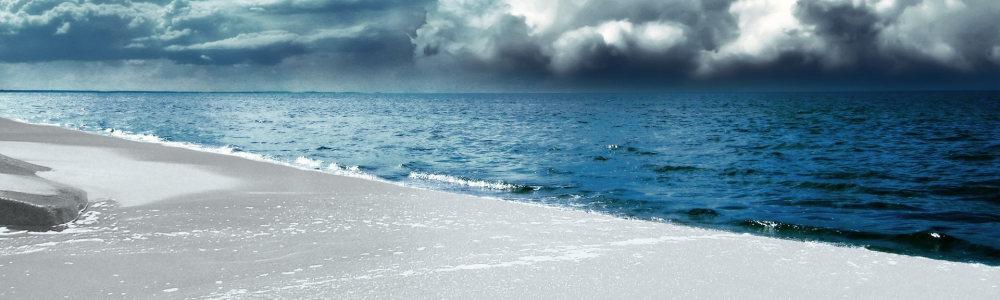 海洋banner创意设计