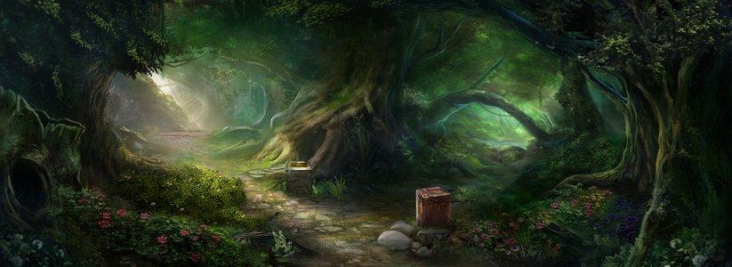 童话高清背景图片素材下载