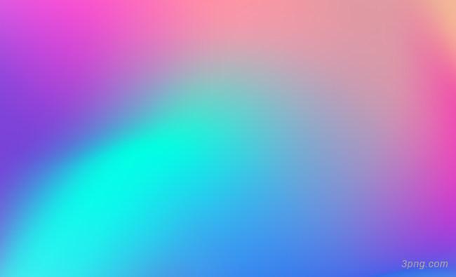彩色荧光色渐变背景背景高清大图-渐变背景扁平/渐变/几何