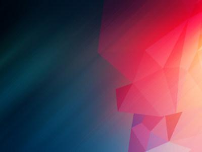 红蓝色渐变几何背景高清背景图片素材下载