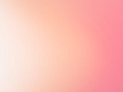 粉色渐变背景