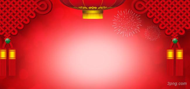 红色喜庆灯笼背景背景高清大图-灯笼背景场景/舞台
