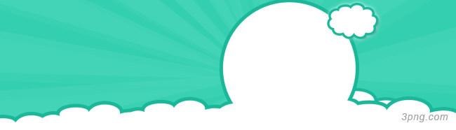 母婴产品创意banner背景高清大图-产品创意背景扁平/渐变/几何