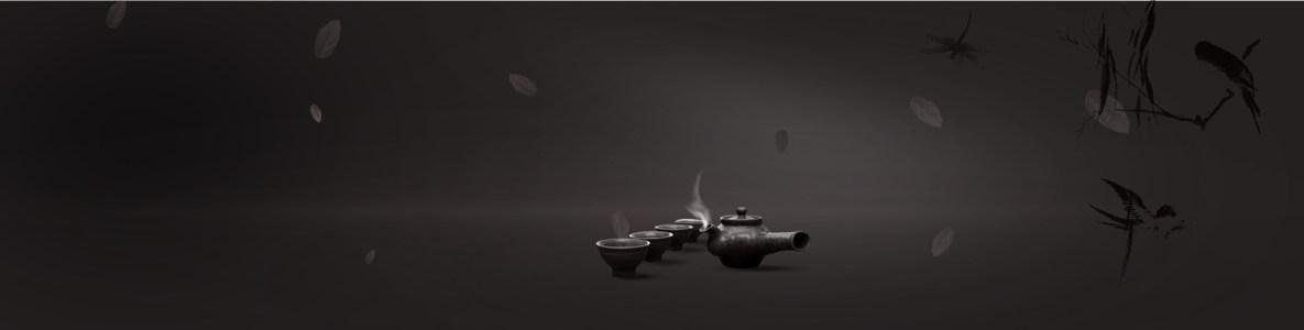 茶黑色背景