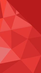 红色几何图形背景高清背景图片素材下载