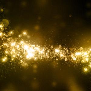 金光闪闪背景
