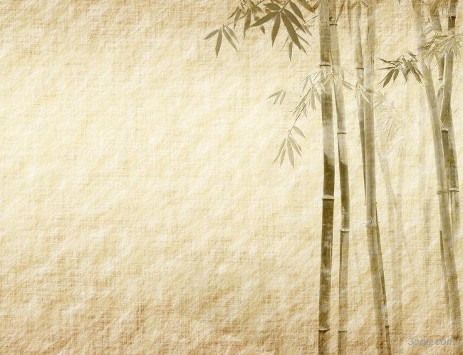 复古古典竹子背景背景高清大图-竹子背景木纹/纸张/复古