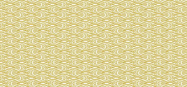 典雅中国复古花纹