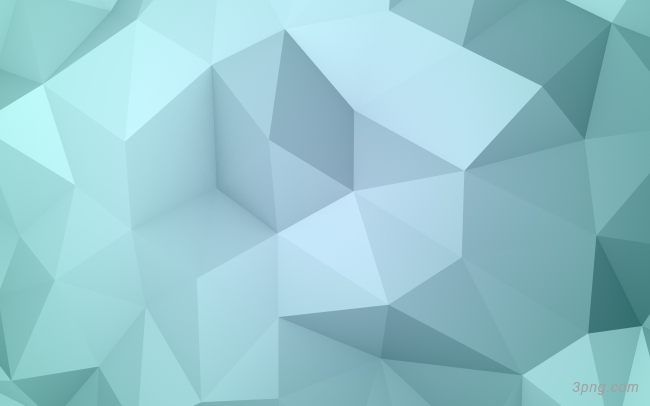立体几何背景背景高清大图-立体几何背景扁平/渐变/几何