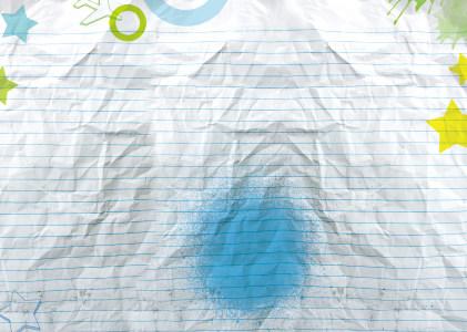 褶皱纸张纹理背景高清背景图片素材下载