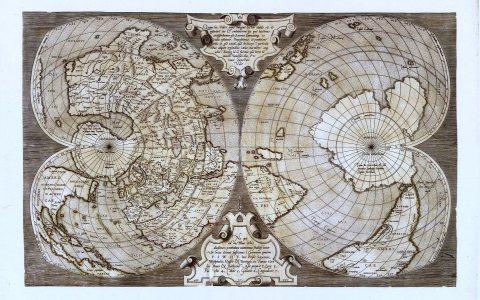 复古世界地图背景高清背景图片素材下载