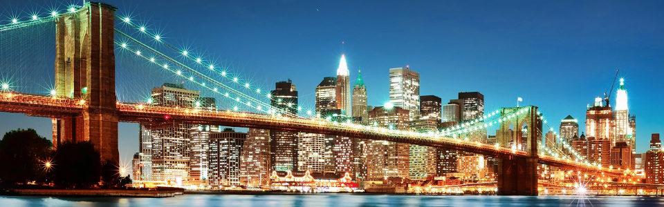 都市夜灯淘宝海报背景