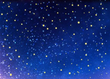 星空数码背景