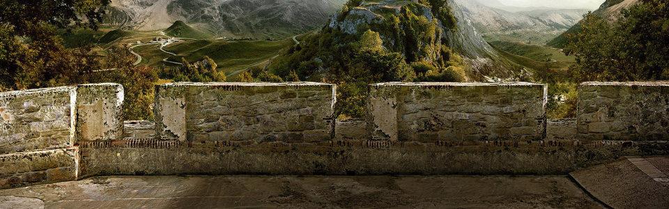 长城风景高清背景图片素材下载