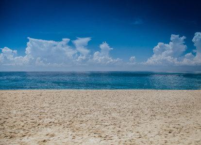 海滩高清背景