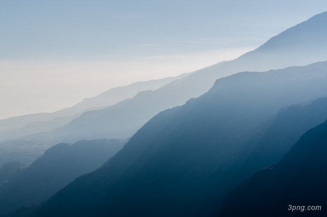 山峰山脉背景背景高清大图-山脉背景城市建筑