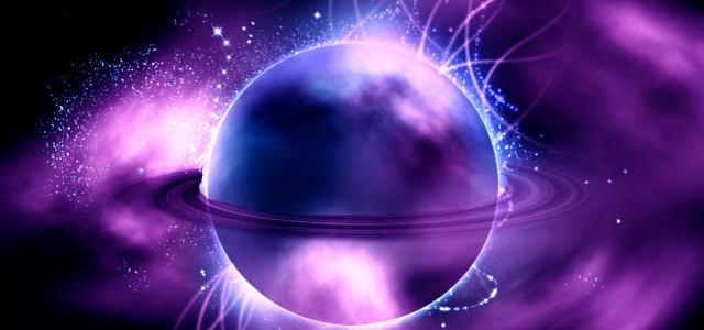 梦幻星球背景