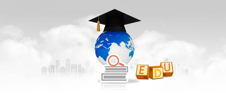 商务科技教育背景