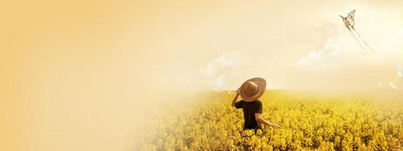 唯美秋季背景高清背景图片素材下载