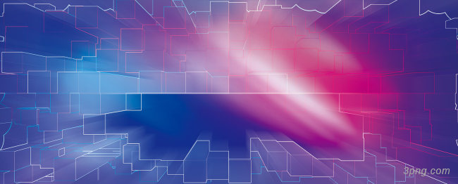 紫色线条背景背景高清大图-线条背景科技/商务