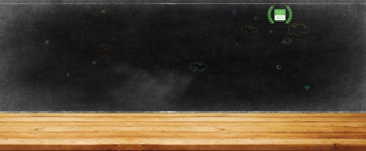 木板黑板场景背景